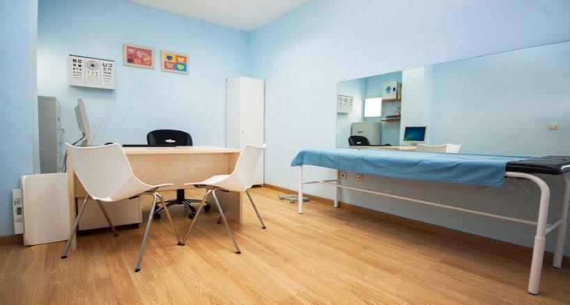 Sala de psicología Clínica Abla