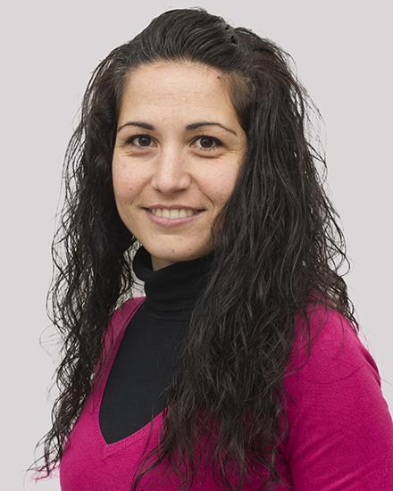 Sandra Jiménez logopeda Clínica Abla