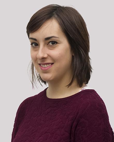María Andrés fisioterapeuta Clínica Abla